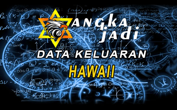 data keluaran togel hawaii