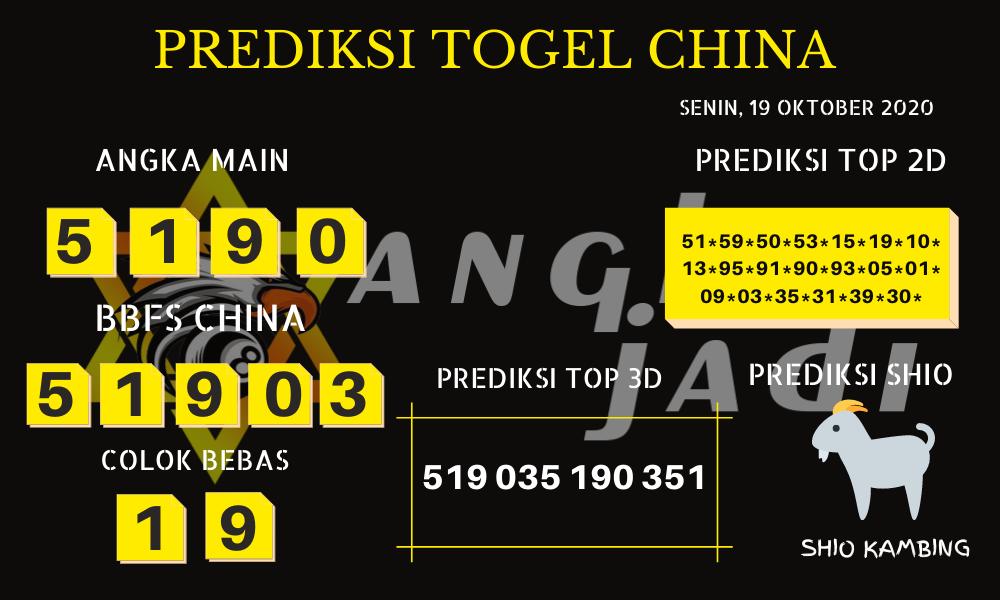 data China 2020, prediksi China hari ini 2020, keluaran China 2020, pengeluaran China 2020, paito China 2020